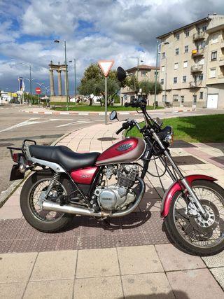 Yamaha SR 250cc Special URGE