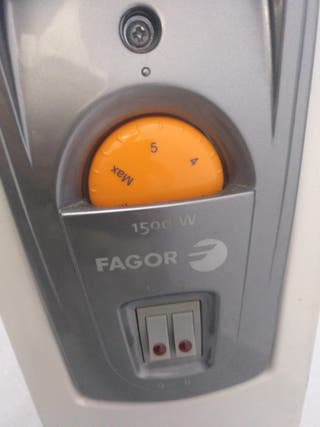 Radiador Fagor con 10 elementos