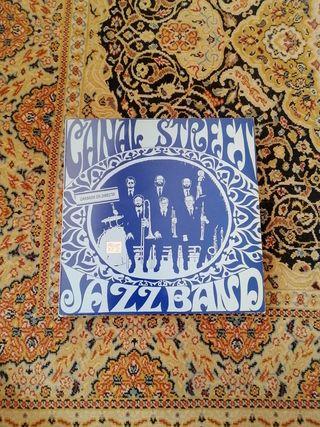 vinilo lp canal street jazz Band