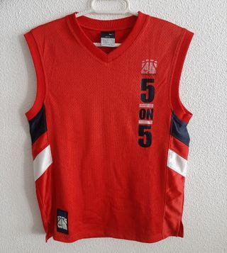 Camiseta Basket Nike