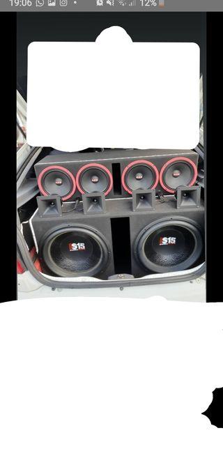 Equipo de Música CAR AUDIO