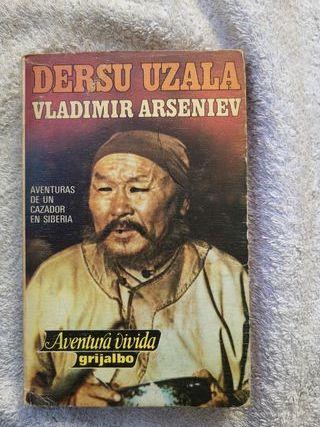Libro Dersu Uzala por Arseniev 1981