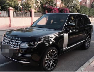 Range Rover Vogue ALQUILER