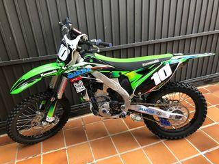 Kawasaki Kxf 250 2016