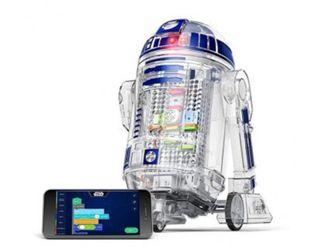 Littlebits R2D2 droid por bluetooth robótica