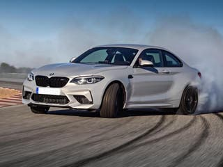 ALQUILER BMW M2 Competition