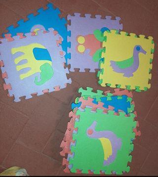 Puzzle bebé