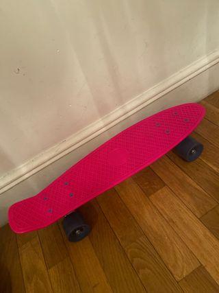 Skateboard Penny rose