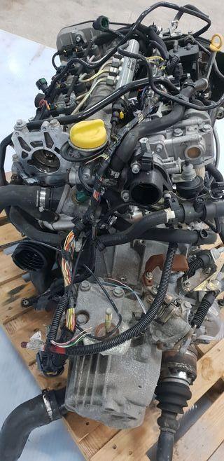 motor y caja cambios 1.9 JTD 140CV