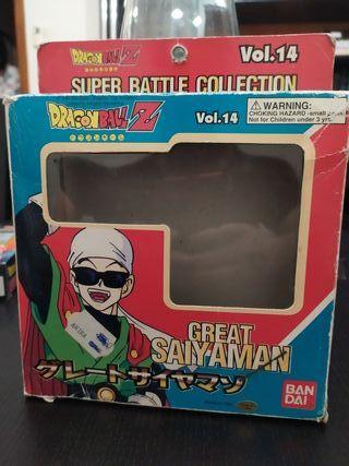Dragón ball great saiyaman super battle collection
