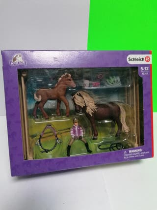 HORSE CLUB DE SCHLEICH NUEVO!!