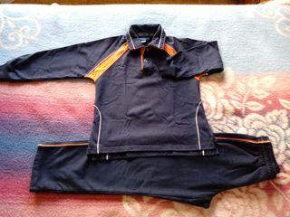 Chándal uniforme colegio