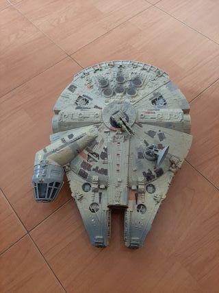Star Wars Halcon Milennario