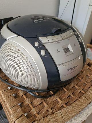 radio CD, portatil