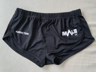Pantalón corto originales add negro L