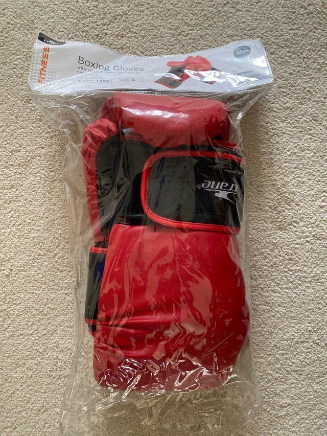 14 OZ Boxing Gloves
