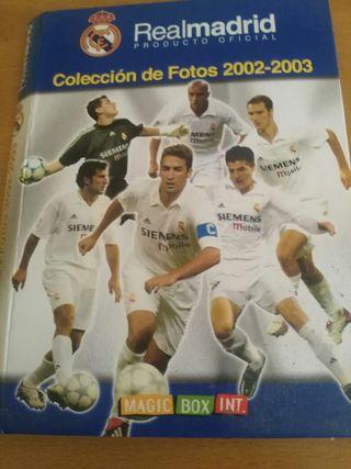 libro fotos real Madrid