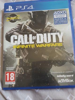 Call Of Duty Para Ps4 De Segunda Mano En Palma De Mallorca En Wallapop