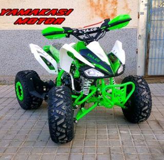 Quad monster de 125cc 4t