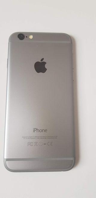 IPHONE 6 DE 128GB ORIGINAL DE APPLE LIBRE PERFECTO