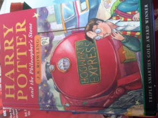 harryvpotter and the philosophers stone