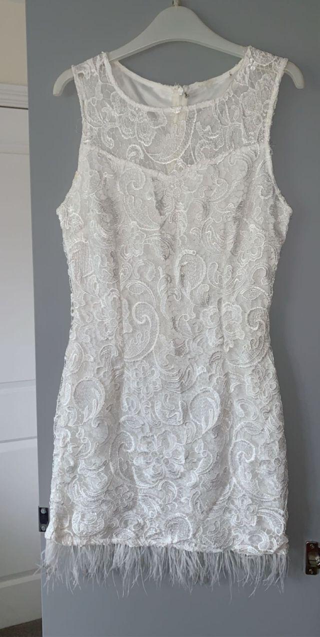 Lovley white dress