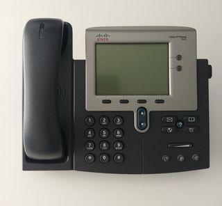 teléfono cisco IP 7942G
