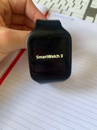Sony smart watch series 3