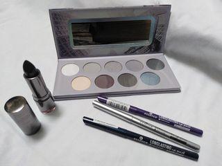 Maquillaje, marca Essence.