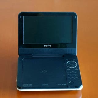 Reproductor DVD portátil SONY