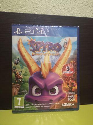 Spyro Reignited Trilogy ps4
