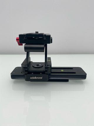 Slider cámara EDELKRONE + cabeza flex