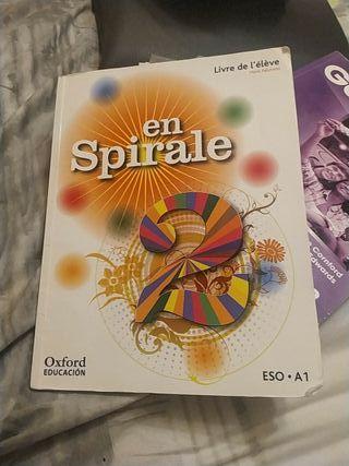 Libros de Francés 1ESO Es. Oxford