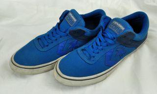 Zapatillas Converse Cons azules talla 38