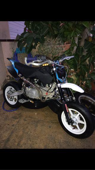 Pit bike ycf 160