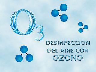 Limpieza con Ozono Industrial