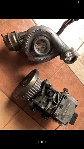 Turbo/Bomba Audi 2.5tdi