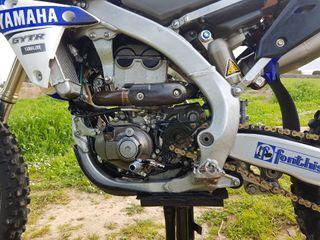 Yamaha yz250f 4t