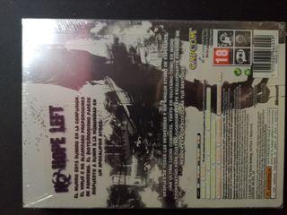 Resident Evil 6 XBOX 360 Edicion Especial Nuevo.