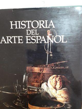 Enciclopedia Historia del Arte Español