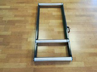 rodillo de rulos aluminio