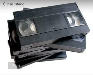 se pasan contas VHS a pen drive o disco duro