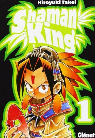 Mangas Shaman King - Tomos del 1 al 13