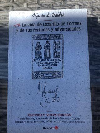 La vida de lazarillo de tormes, y de sus fortunas