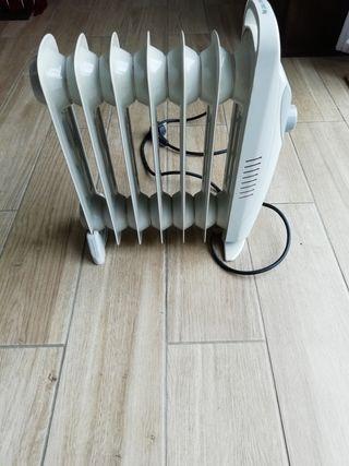 calefactor eléctrico, pequeño