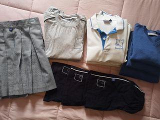 lote uniforme liceo cónsul talla 6