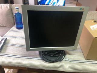 Monitor Lg de ordenador 15 pulgadas