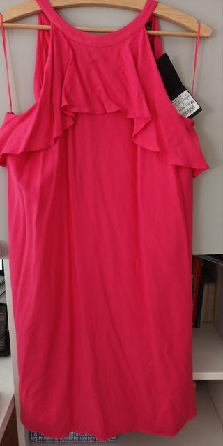 Vestido Massimo Dutti