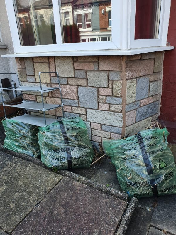 garden waste and rubbish removals
