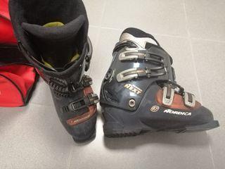 Botas esquí Nórdica 67